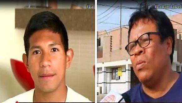 Edison 'Orejas' Flores revela que su papá no le llamó tras clasificar a Rusia 2018 (VIDEO)