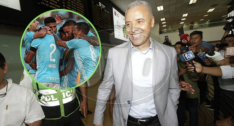Alexis Mendoza llega para mejorar participación de Sporting Cristal en Copa Libertadores
