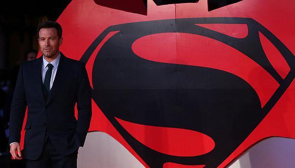 Ben Affleck y sus tremendas revelaciones sobre 'Batman v Superman'