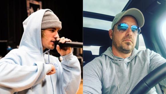 Padre de Justin Bieber cumplió 46 años. (Foto: @justinbieber/@jeremybieber).