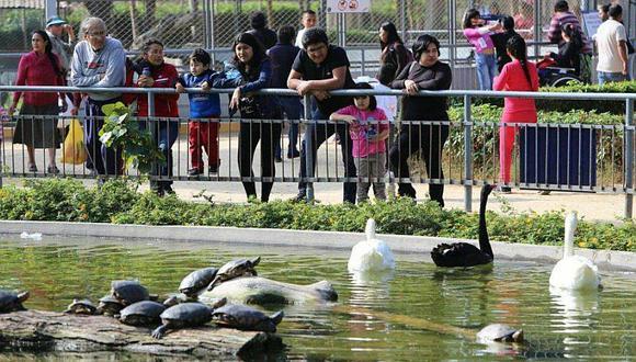Semana Santa: 5 parques de Lima para visitar con los hijos