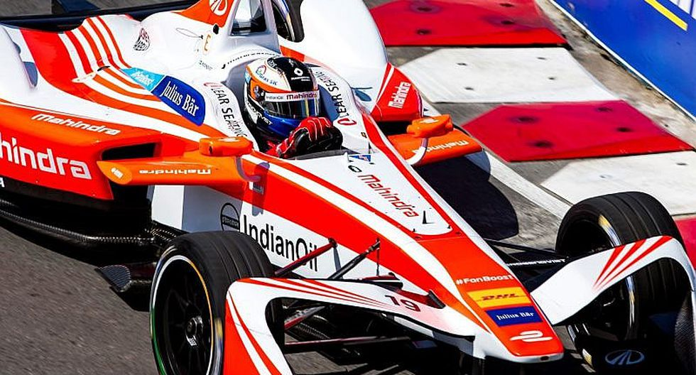 Fórmula E: Rosenqvist gana la primera carrera del GP de Berlín