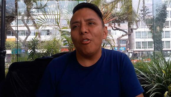 Edwin Sierra dice que Dios lo premia con cosas positivas en su vida