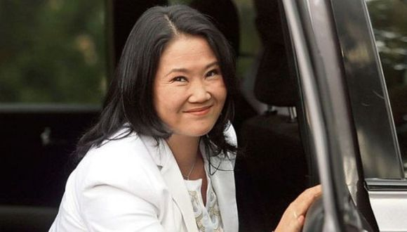 """Keiko Fujimori sobre audiencia de casación: """"ha llegado la hora de la verdad"""""""