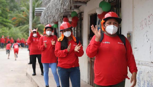 Cusco: el presupuesto adicional para el programa Trabaja Perú es de un monto superior a los 200 millones de soles. (Foto: MTPE)