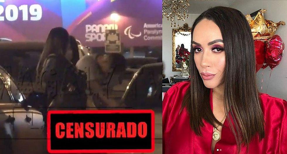 """Dorita Orbegoso se burla de Christian Cueva: """"a la próxima que vaya con su bacín"""" │VIDEO"""