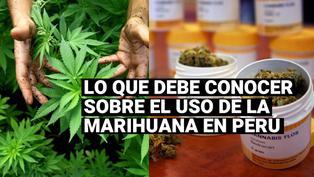 ¿En qué momento se considera delito la posesión de marihuana en Perú?