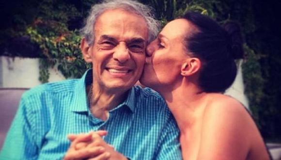 Marysol Sosa, hija de josé José, por fin pudo ver el cuerpo de su padre. (Foto: Instagram)