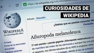 Datos curiosos que no sabías de Wikipedia