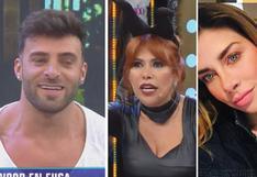 Xoana González terminó romance con Renzo Spraggón porque él le pidió 5 mil soles a Magaly | VIDEO