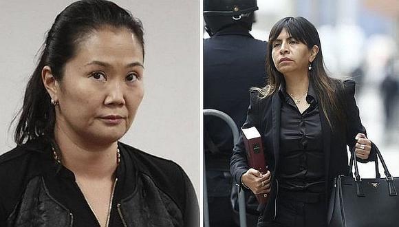 "Abogada de Keiko Fujimori niega entrega de dinero de Jorge Barata: ""es totalmente falso"""