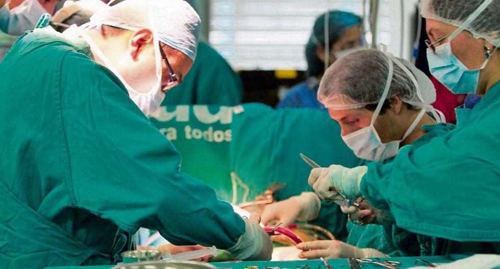 Minsa prepara ley para que todos seamos donantes de órganos