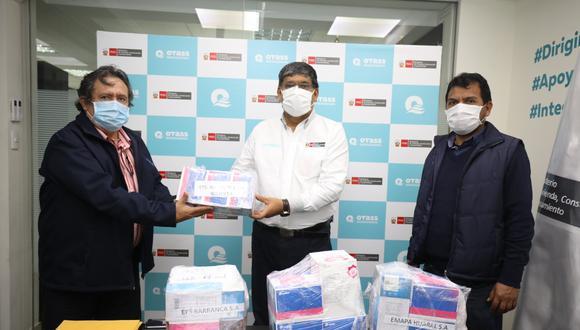 Coronavirus en Perú: 48 entidades del país se beneficiaron con pruebas rápidas para detectar el COVID-19 (Foto difusión).