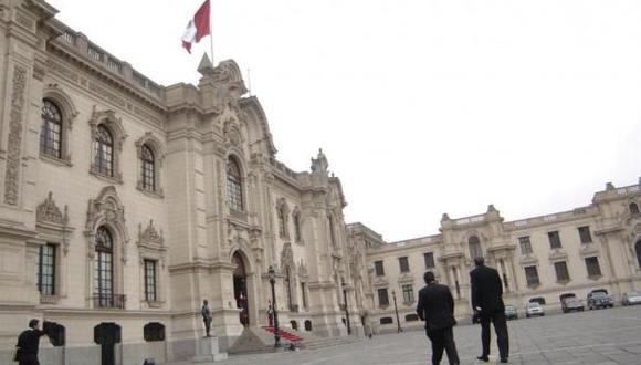 Tres trabajadores de Palacio de Gobierno fallecieron a causa del COVID-19. Uno de ellos, era un agente de la Policía Nacional del Perú (PNP). (Foto: GEC)