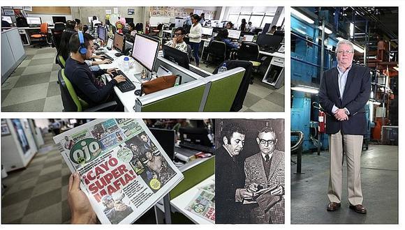 Diario Ojo cumple hoy 50 años en el corazón del pueblo (FOTOS)
