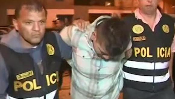 Arequipa: dictan 18 meses de prisión preventiva para hombre acusado de abusar y chantajear a menores de edad (Foto referencial: Captura América Noticias)