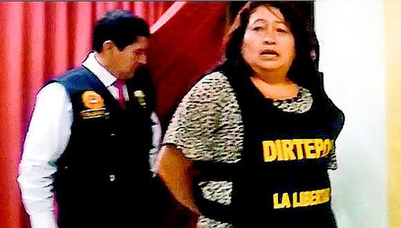 La Libertad: jueza liberó a 12 integrantes de banda delictiva