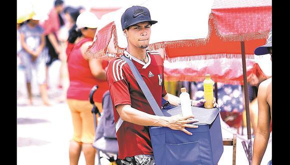 Venezolanos en Perú: sueldo promedio de los llaneros es de S/1116 soles mensuales