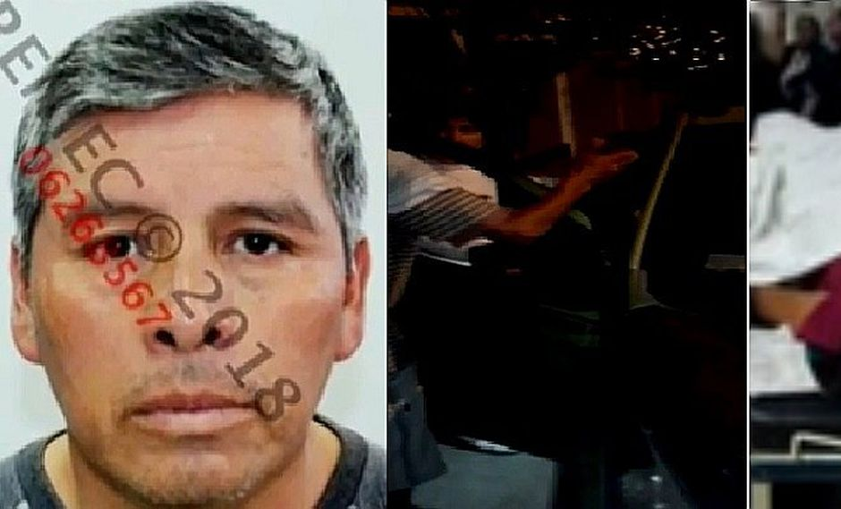 Policía ebrio atropella a madre que bajaba de mototaxi y la deja grave (VIDEO)