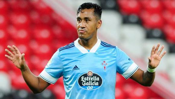 Renato Tapia tiene contrato con Celta de Vigo en junio del 2024. (Foto: Celta de Vigo)