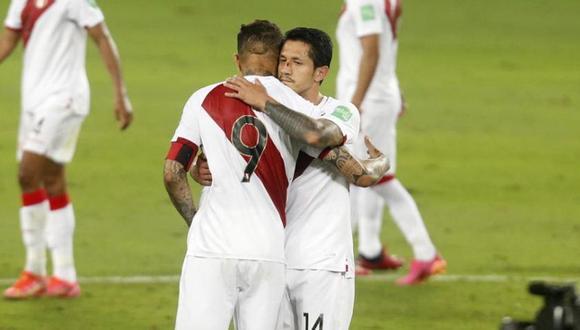 Gianluca Lapadula expresa su amor por el Perú. (Foto: GEC)