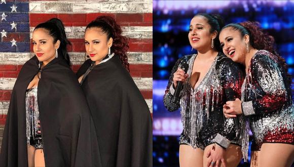 """""""Double Dragon Twins"""", las gemelas peruanas que conquistaron Estados Unidos con su increíble voz. (Fotos: IG/ @doubledragontwins)"""