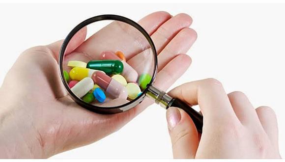 Reacciones del organismo sobre los medicamentos