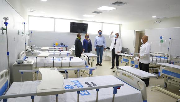 Lambayeque: el establecimiento médico ampliará la oferta hospitalaria para los pacientes de Lambayeque y Cajamarca. (Foto: EsSalud)