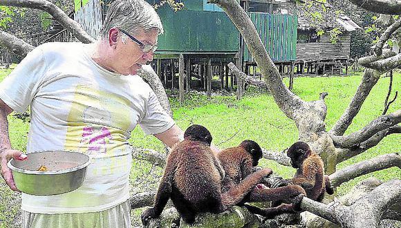 Aventura con monos