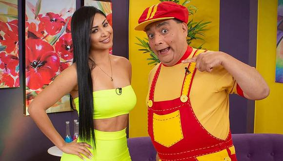 """Pamela Franco protagonizará divertido sketch en """"El wasap de JB"""". (Foto: Facebook JB)"""