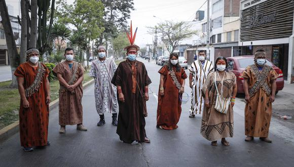 Líderes y lideresas indígenas han sido amenazados por narcotraficantes, invasores y taladores ilegales. (Foto: GEC)