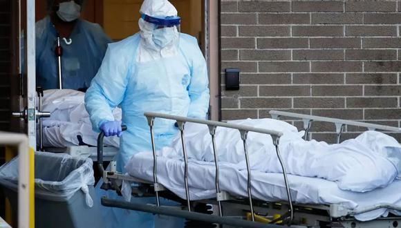 Madre de Dios: Tres personas mueren por día tras llegada de variante brasileña a la región. (Foto referencial)