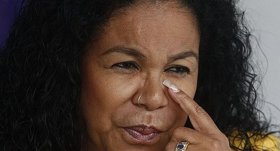 "Eva Ayllón confiesa que sufrió maltrato: ""No hay que entregarse a un asesino"""