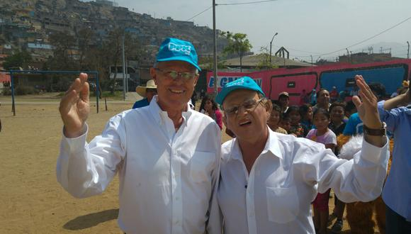 Carlos Álvarez y su divertida  imitación a César Acuña, Keiko Fujimori y PPK [VIDEO]