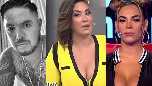"""Tilsa Lozano habla del supuesto encuentro entre Juan Vargas y Aída Martínez: """"Esto habría sido hace un año"""""""