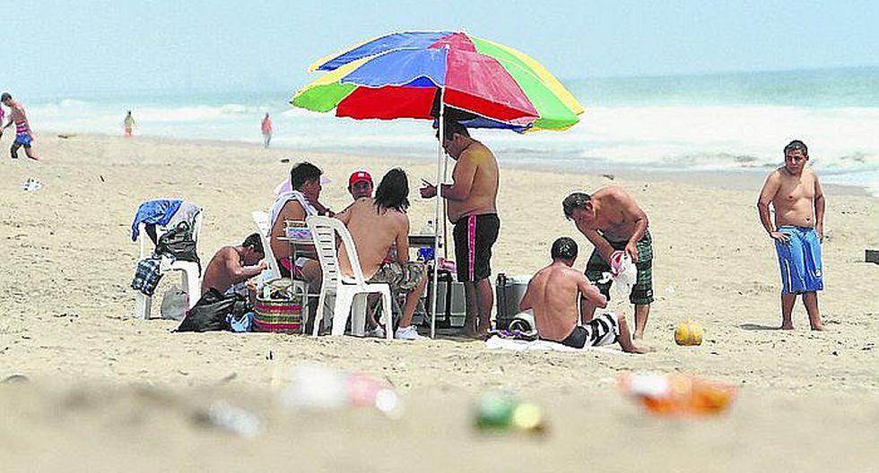 Sancionarán penalmente a quien ensucie playas, ríos y áreas naturales protegidas