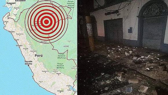 Nuevo sismo de 5.0 de magnitud vuelve a registrarse en Loreto