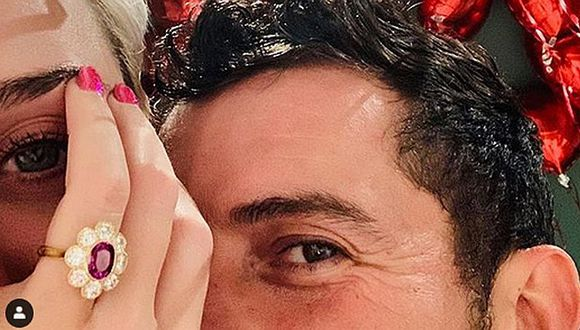 Katy Perry y Orlando Bloom anuncian su compromiso matrimonial