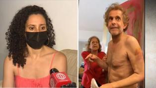 "Actriz Danna Ben Haim advierte que Jaime Cillóniz ""es un peligro"""