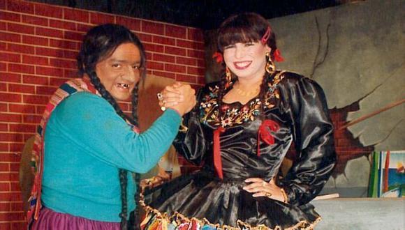 Ernesto Pimentel dice que llamarle Chola Chabuca a una persona no es un insulto.