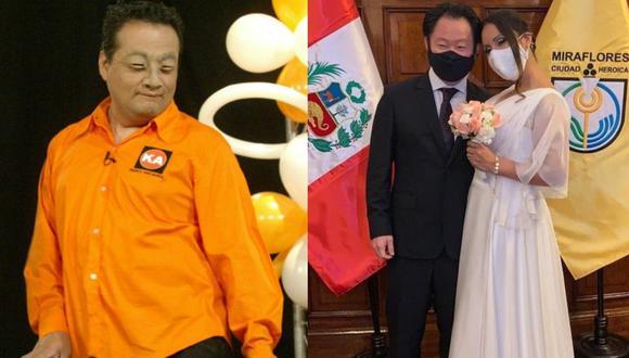 Los fans del Wasap de JB ya cuentan las horas para ver la parodia de la boda de Kenji. (Redes sociales)