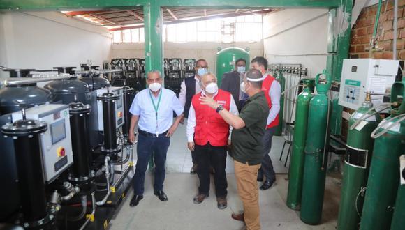 Amazonas cuenta con dos centros de atención y aislamiento temporal (CAAT) para pacientes con COVID-19. (Foto: MTC)