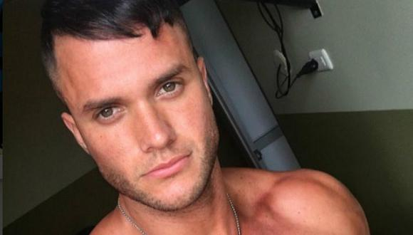 ¿Como Adán? Fabio Agostini alborota en redes con íntima foto