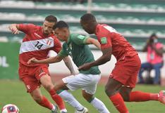 Eliminatorias Qatar 2022: Mira el resumen del partido Perú vs. Bolivia en La Paz