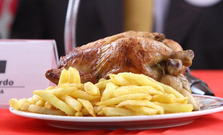 Hoy se celebra el Día del Pollo a la Brasa