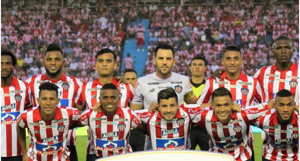 Junior de Colombia se unió al grupo A