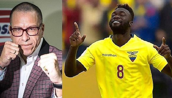 Phillip Butters sería demandado por Ecuador tras insultos racistas
