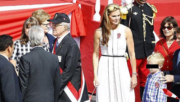 PPK: Alex Kuczynski, la elegante hija de nuestro nuevo presidente [FOTOS]
