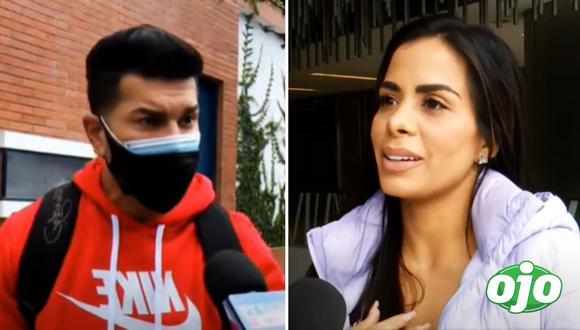 Tomate Barraza enfrenta a Vanessa López. Fotos: Captura ATV