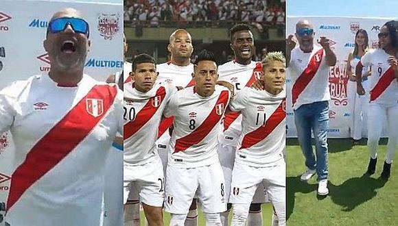 Marco Romero lanza su nueva canción 'Llegamos los peruanos' para la selección (VIDEO)